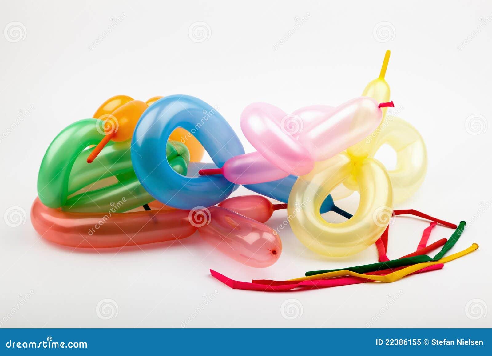 Globos coloridos