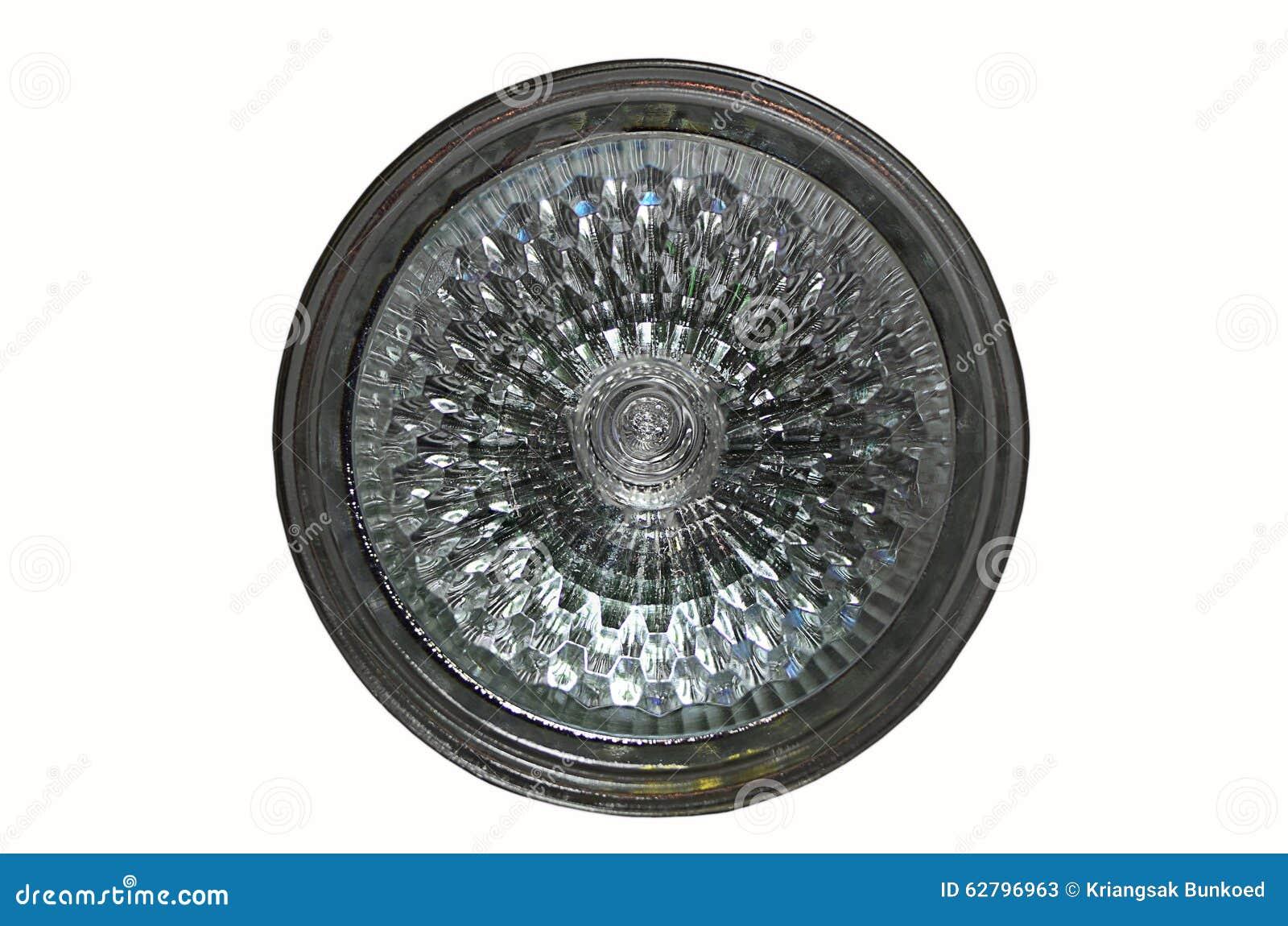 Gloeilamp in de lamp