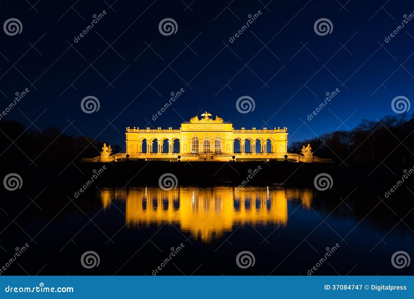 Download Glorieta Wiedeń obraz stock. Obraz złożonej z austria - 37084747