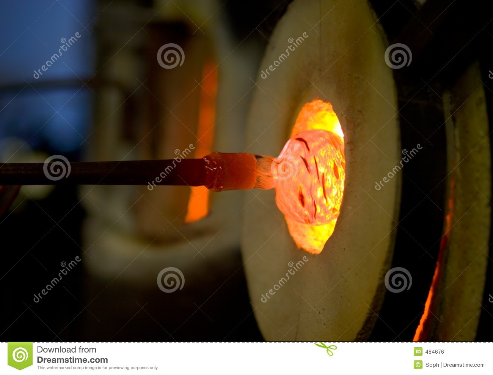 glass glory hole eBay