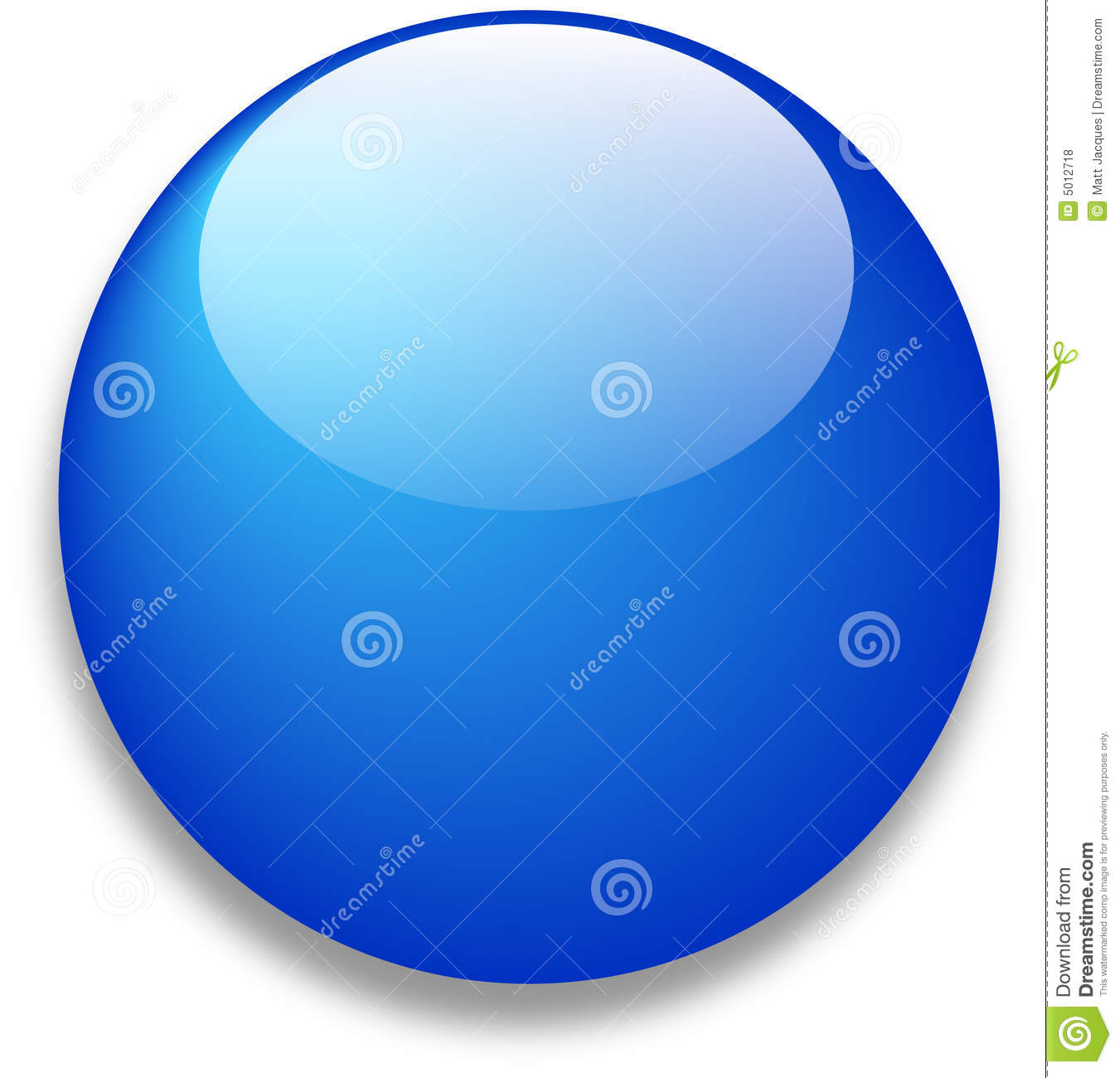 Glossy Blue Web Icon Royalty Free Stock Photos - Image ...