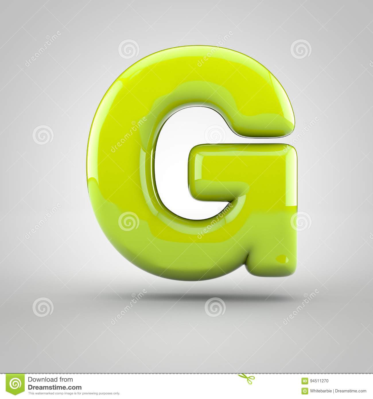 glossy-lime-paint-letter-g-uppercase-white-background-d-render-bubble-font-glint-94511270.jpg