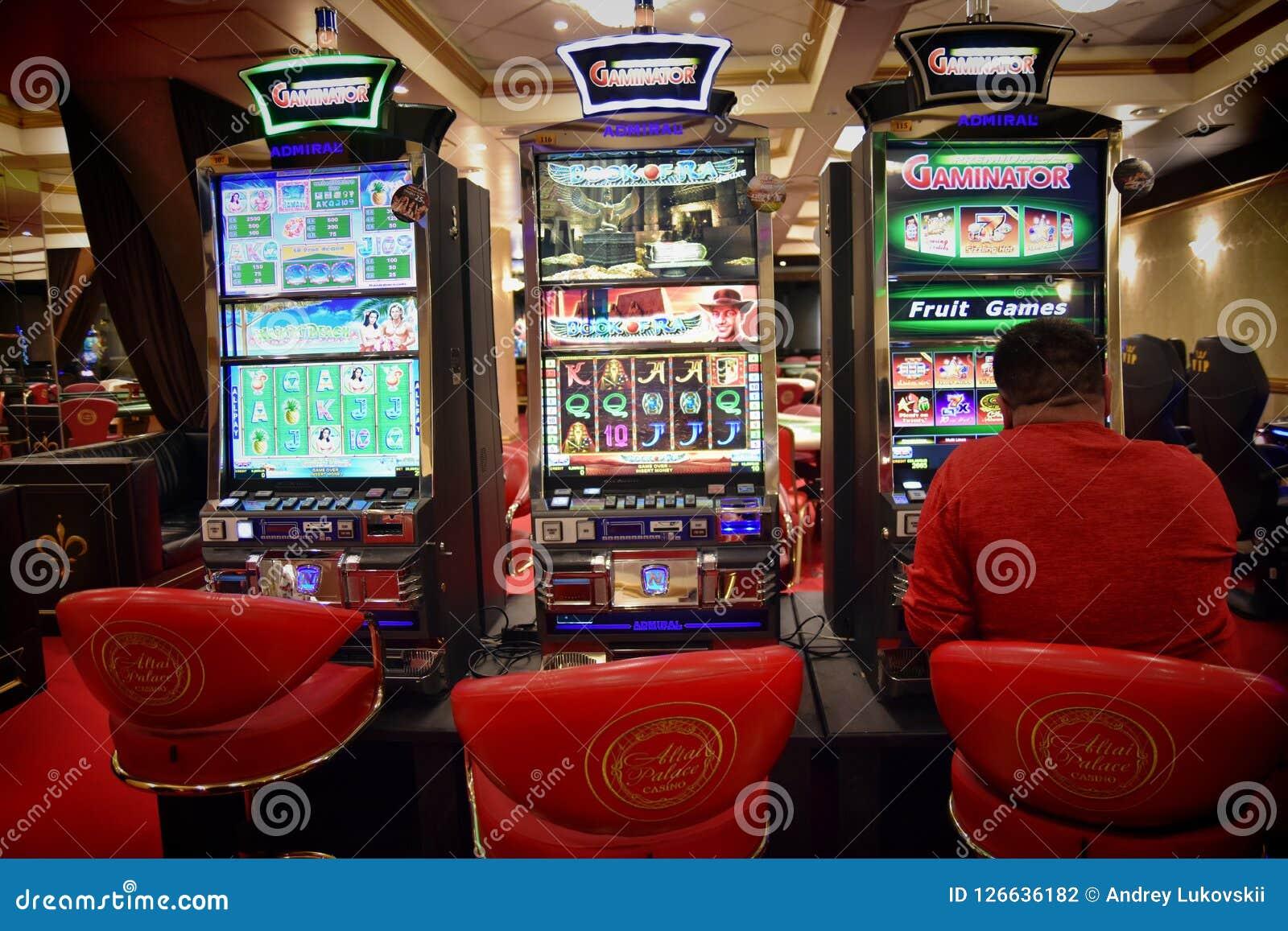 Chipping machine casino gambling in st. thomas