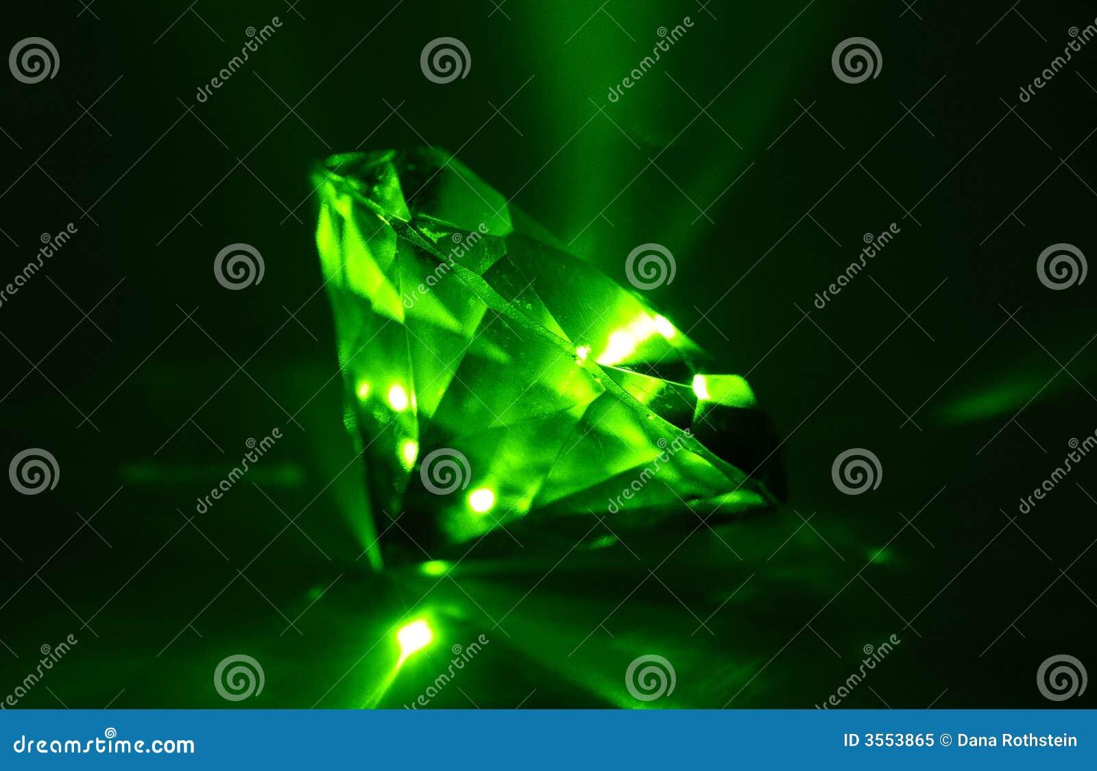 Glowing Gem Royalty Free Stock Photo Image 3553865
