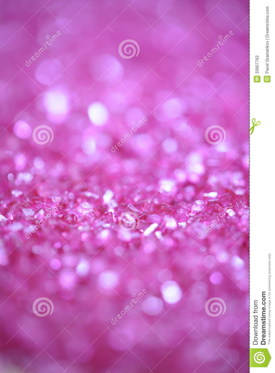 Glowing pink background