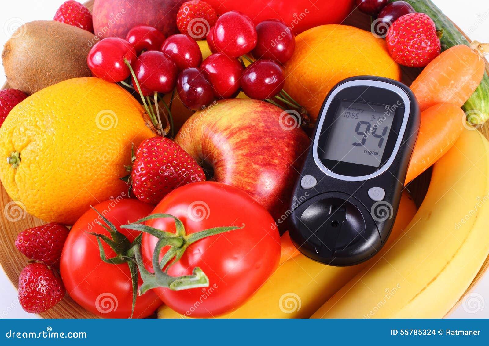 Что из фруктов можно при диабете 2