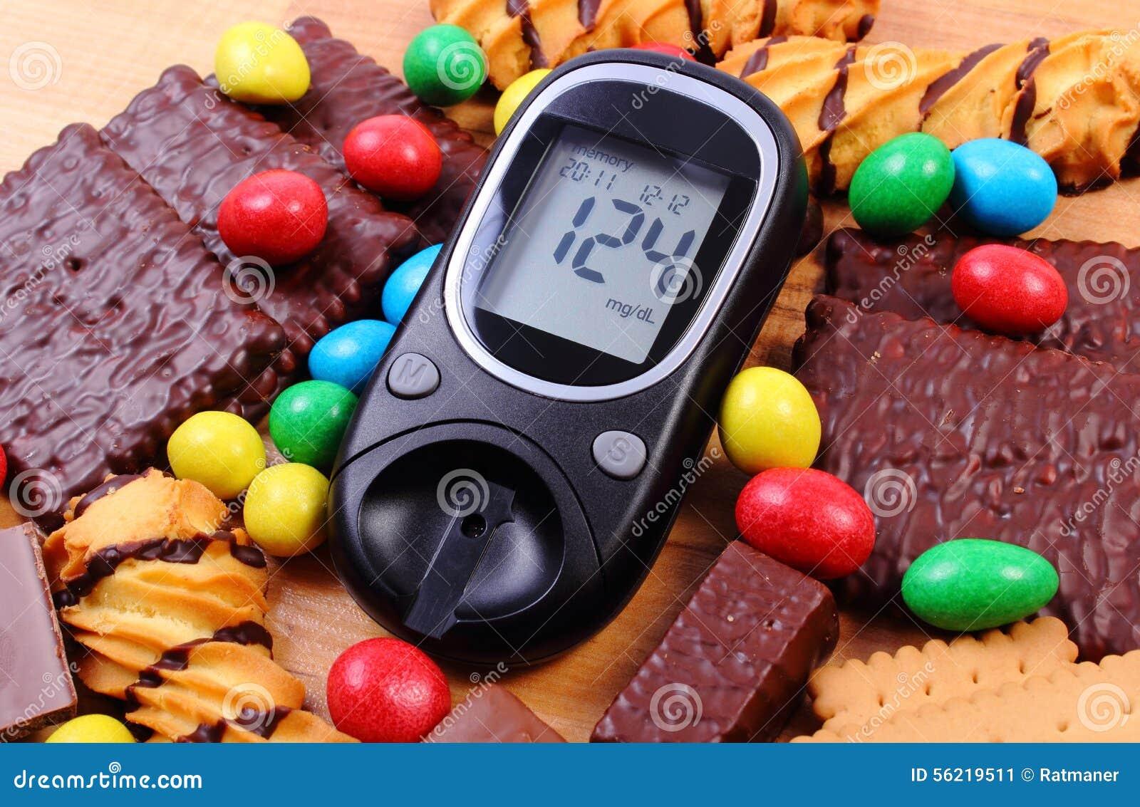 Diabetes und süßigkeiten
