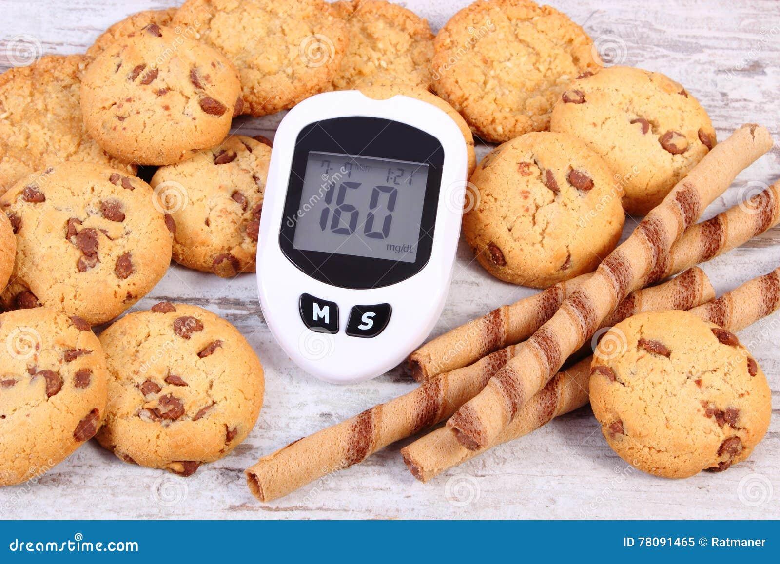 galletas para la diabetes