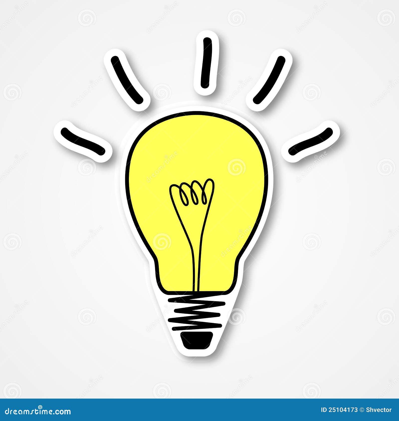 gluehbirne stock vector image of illustration electrical. Black Bedroom Furniture Sets. Home Design Ideas