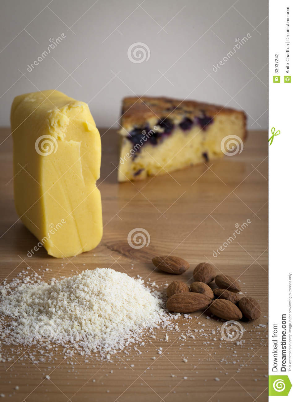 Nut Allergy And Almond Cake