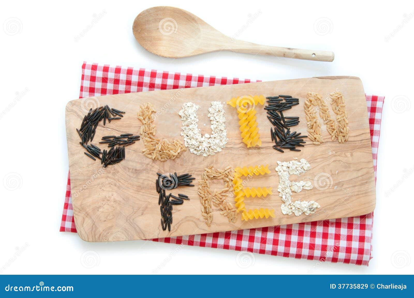 Gluten frigör