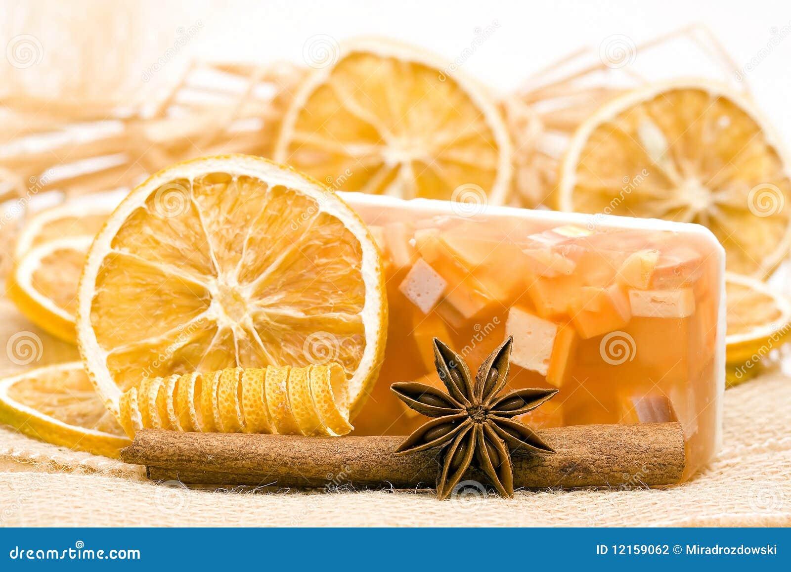 Glycerin aromatyczny mydło