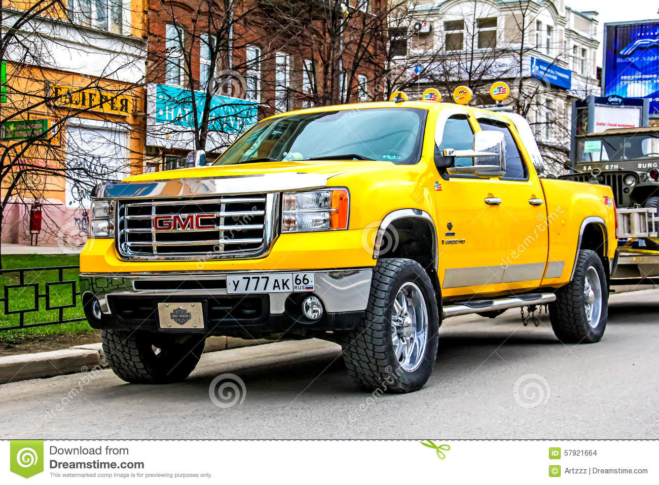 Sierra yellow images for Motor city gmc service department