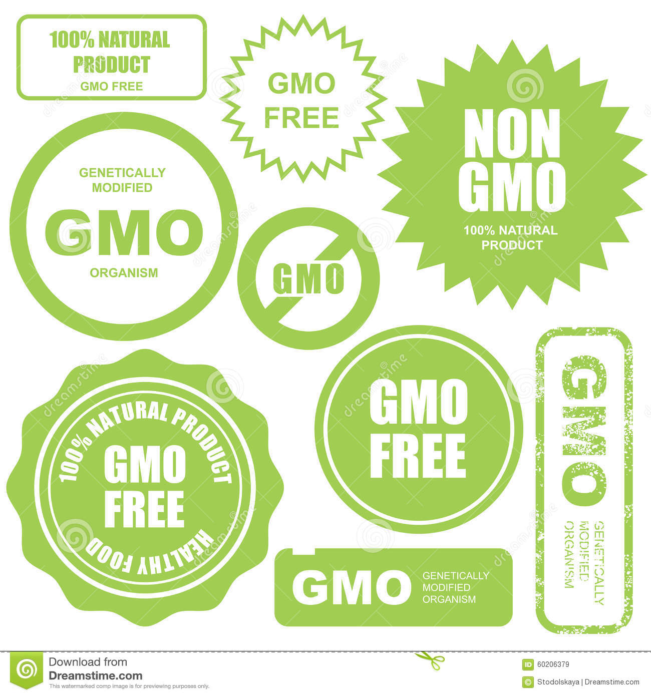 how to read gmo labels