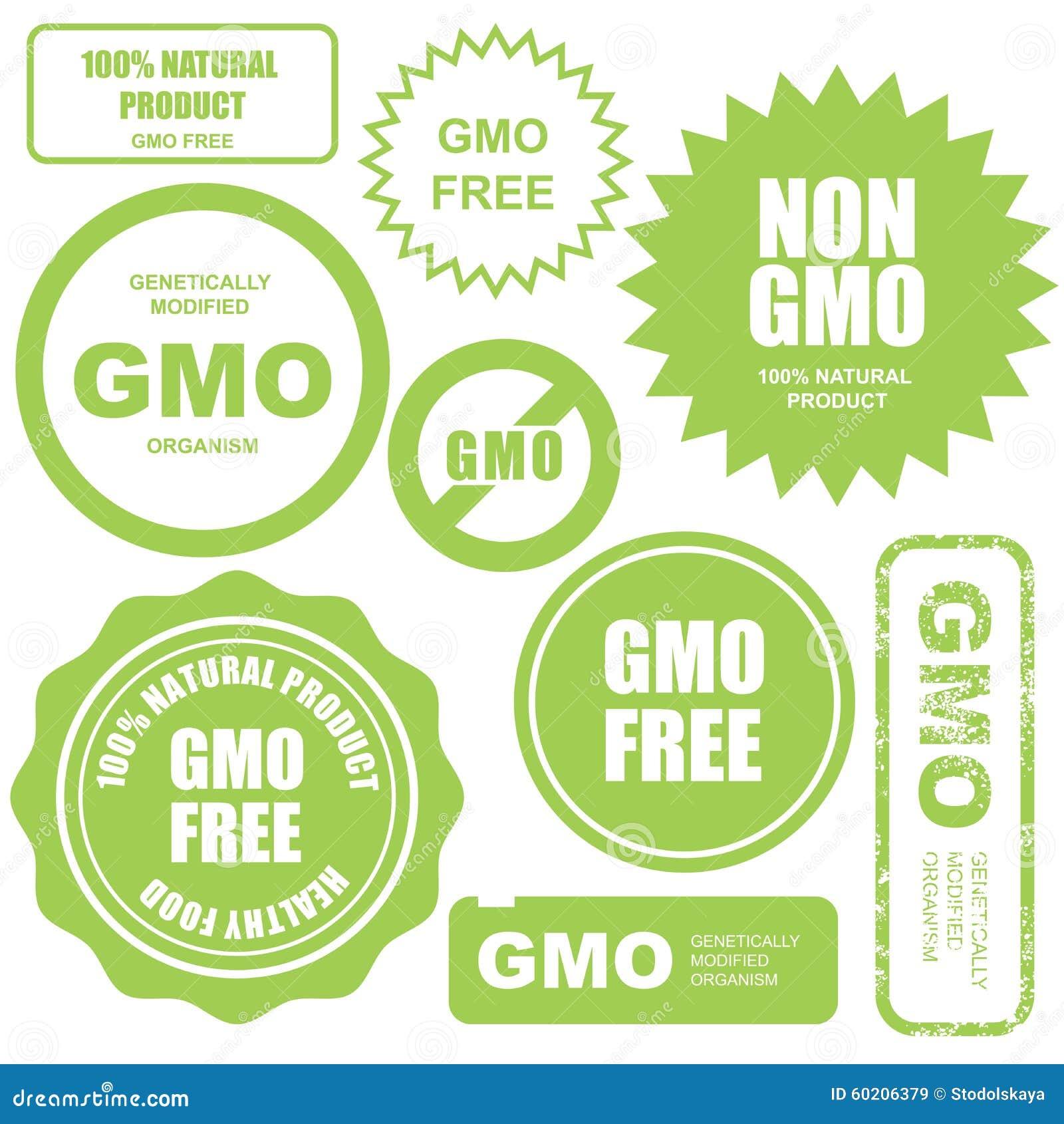 Non Gmo Stamp Cartoon Vector Cartoondealer Com 87873755