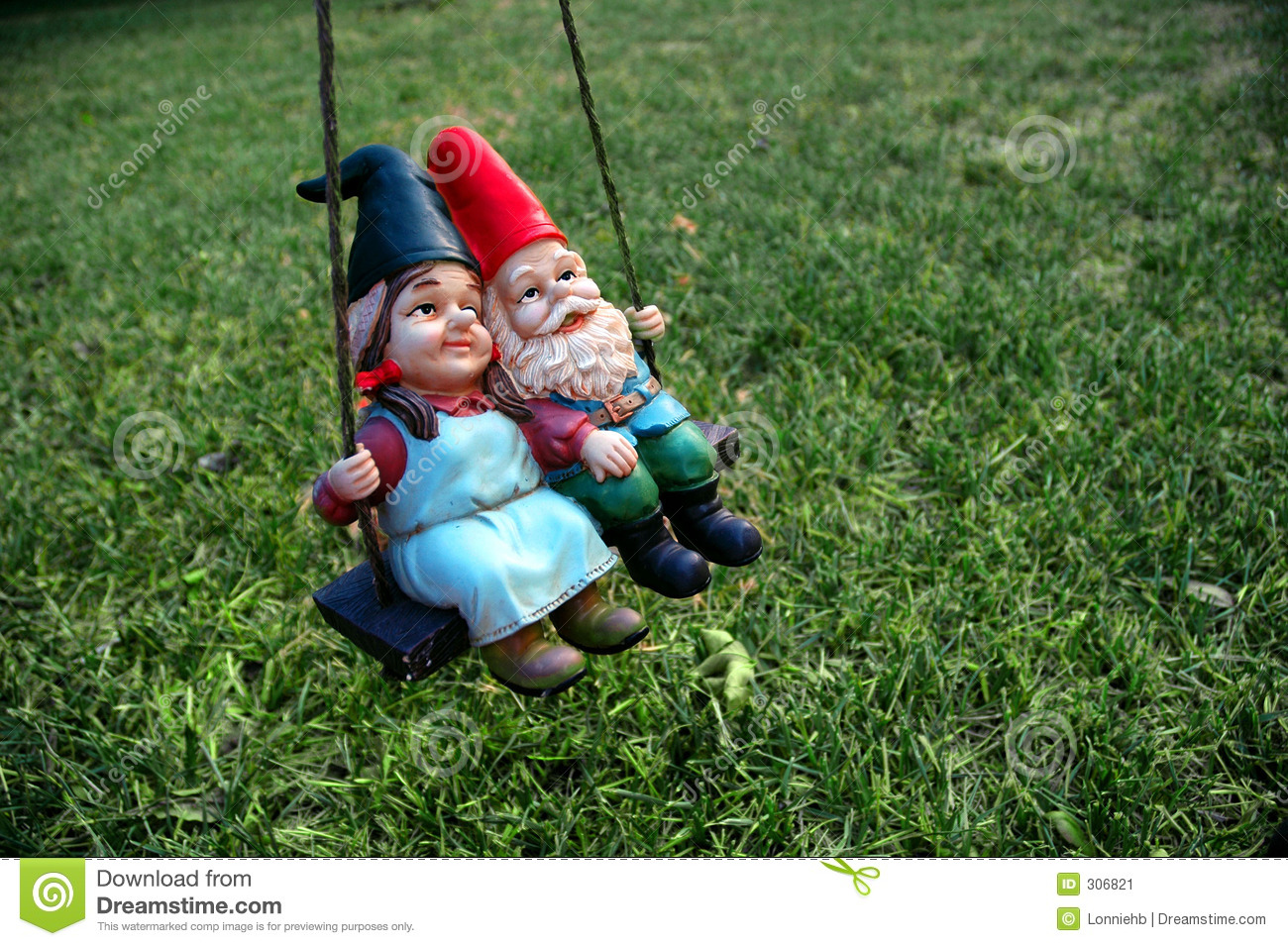 Naked lawn gnome sexual photo