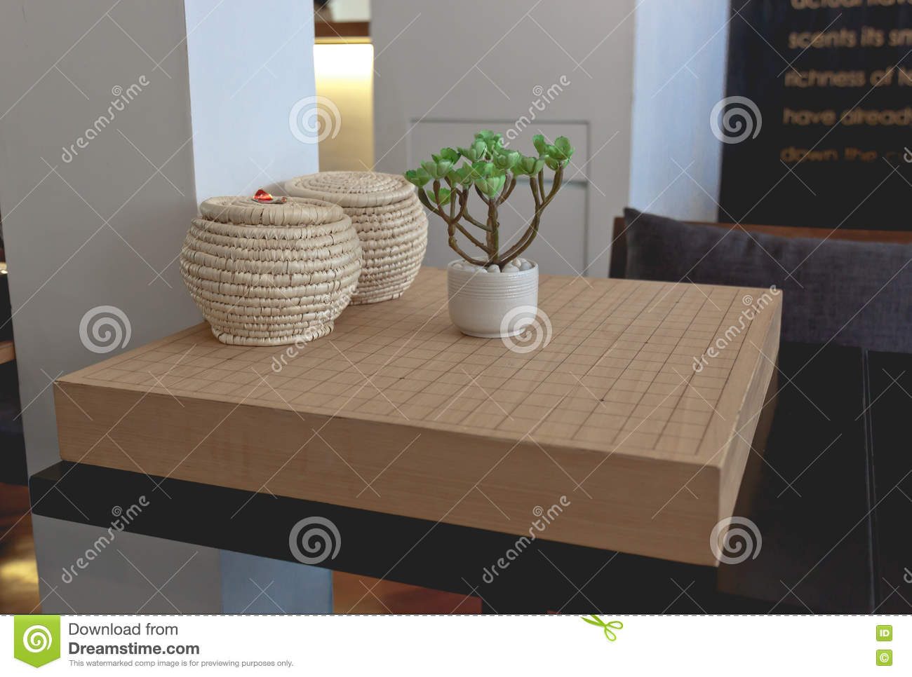 go board game on a table stock photo - image: 70716424