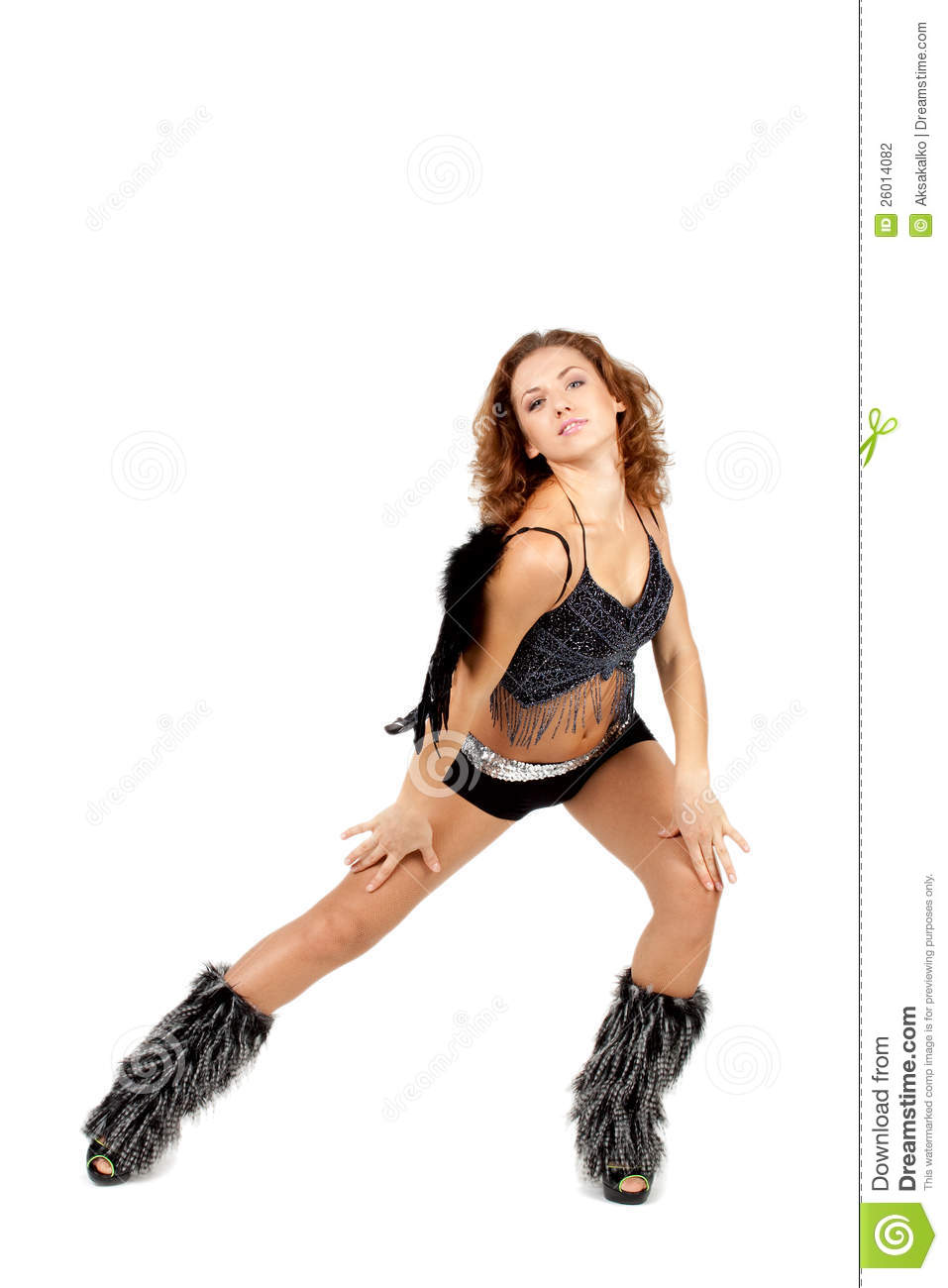Go-go Dancer Stock Photography - Image: 26014082