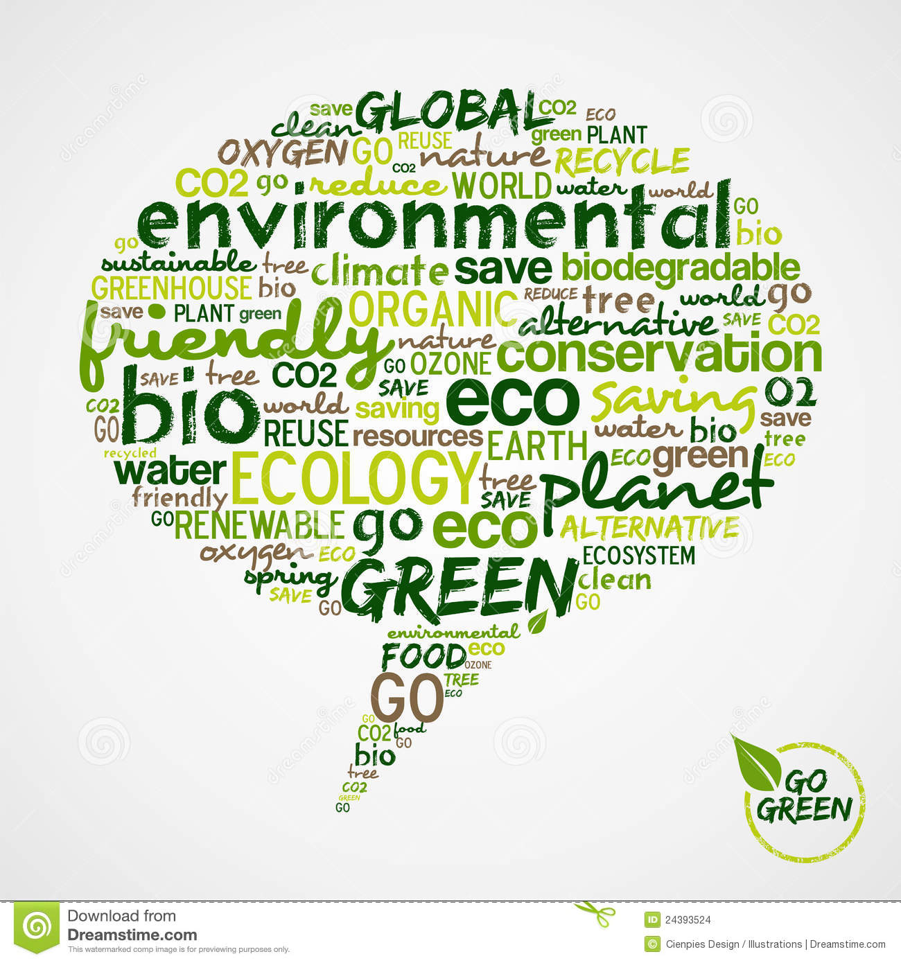 go green speech Go green essays: over 180,000 go green essays, go green term papers, go green research paper, book reports 184 990 essays, term and research papers available for.