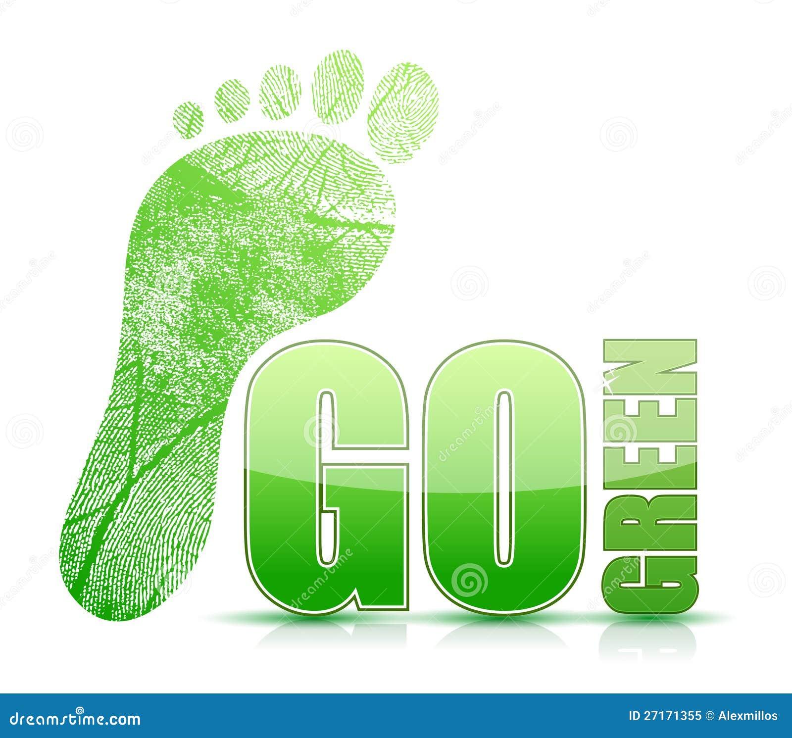 Go green design cartoon vector 58824981 for Green plans
