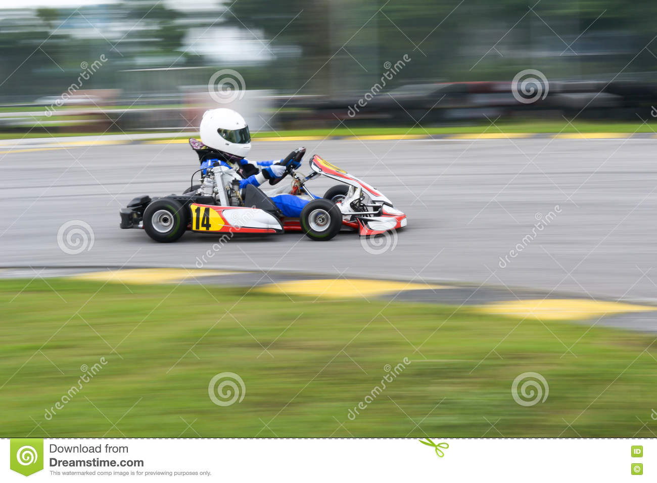 Go kart racing sports editorial photo  Image of speedway - 72562276