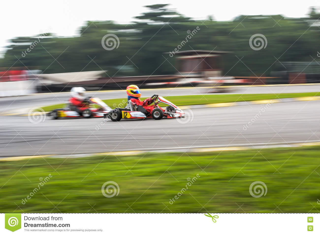 Go kart racing sports editorial image  Image of more - 72563680