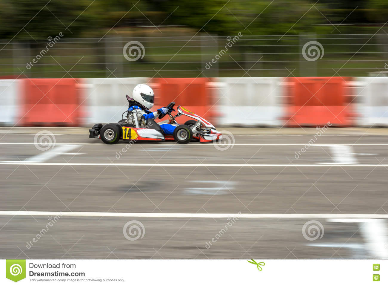 Go kart racing sports editorial photography  Image of