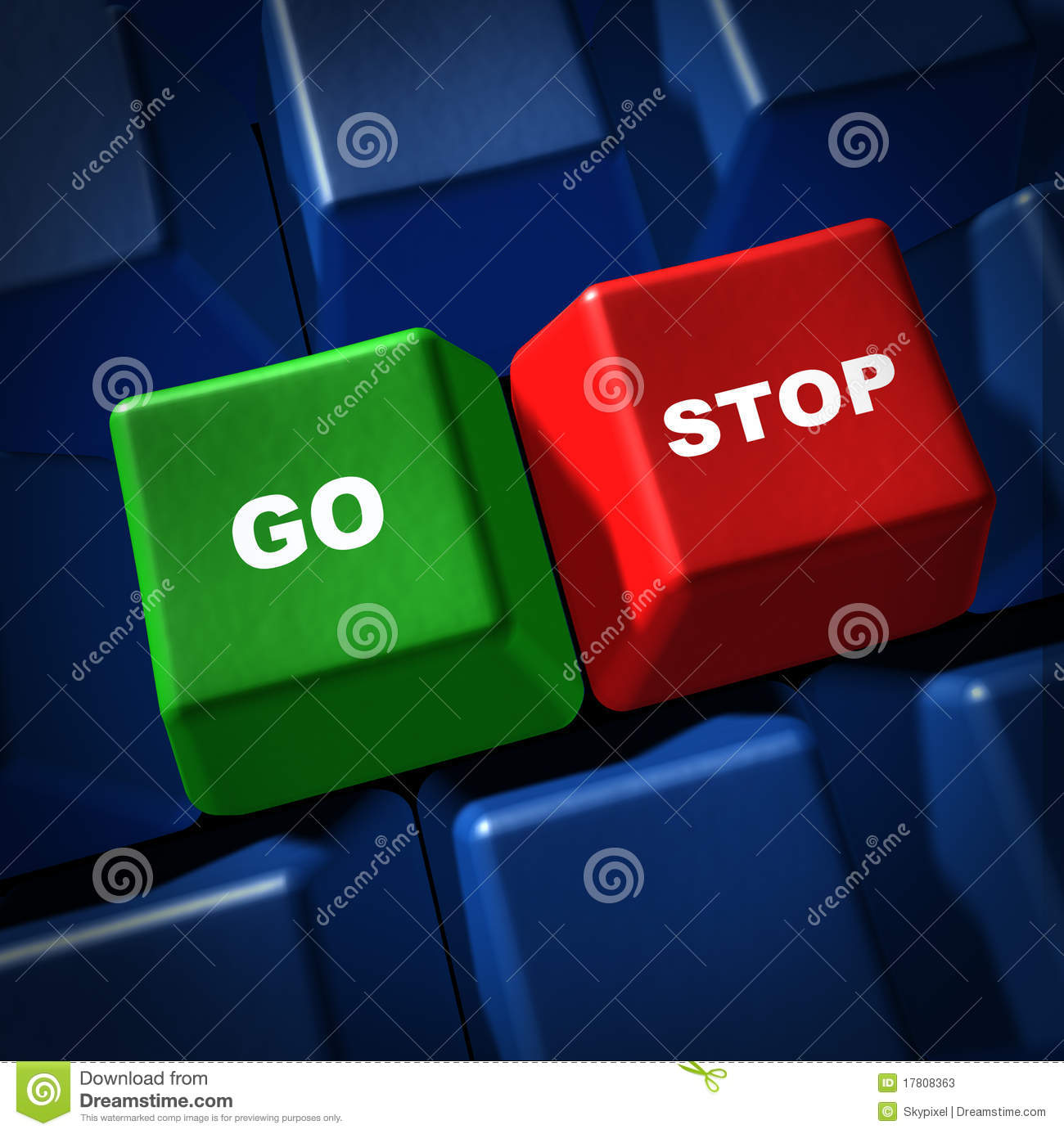 go stop green red light computer keyboard key it s stock photos