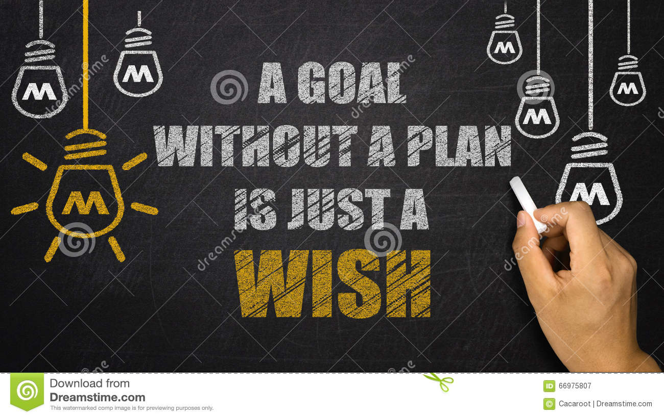 Delicieux A Goal Without A Plan Is Just A Wish. Marketing, Growth.
