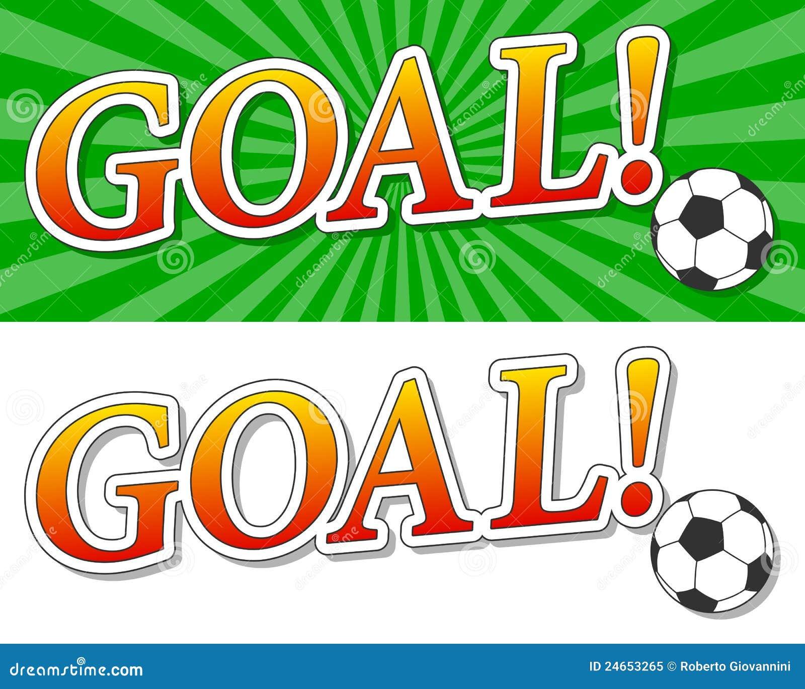 goal soccer logo stock vector image of goal  target soccer goal clipart free soccer goal clipart