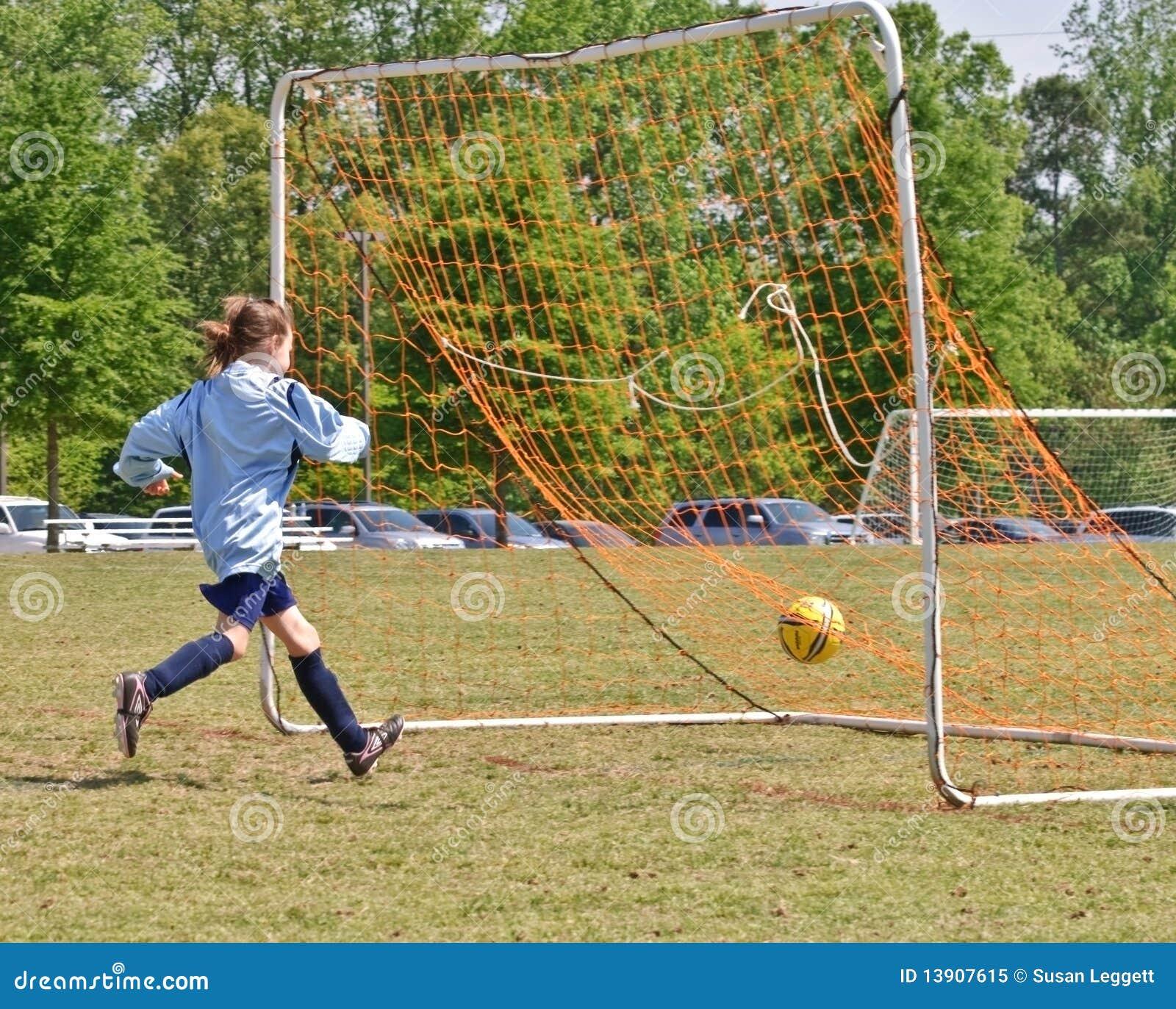 Goalie felande save
