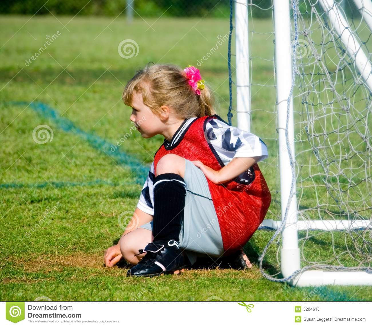Goalie Watching and Waiting