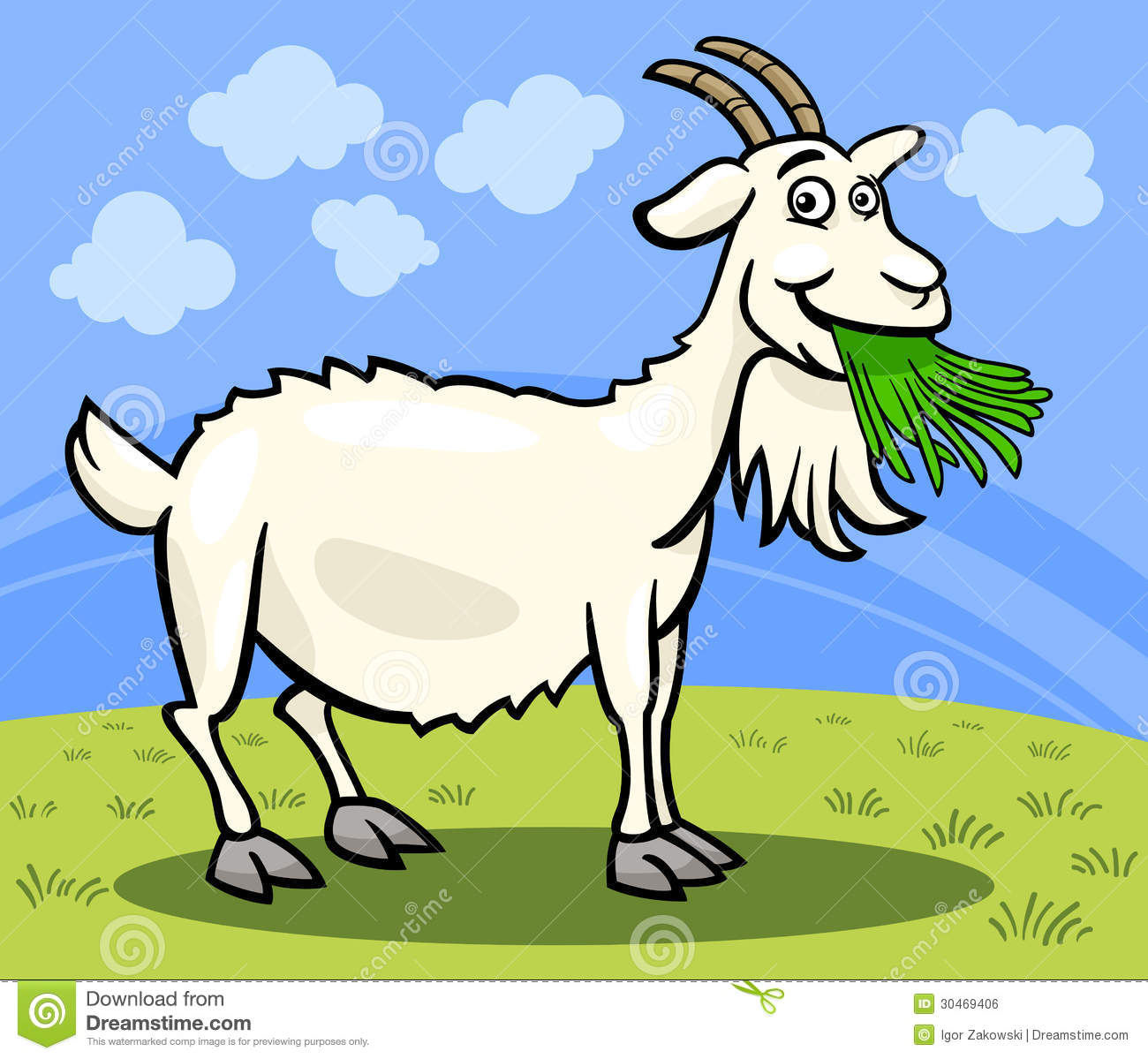 ... Animal Cartoon Illustration Royalty Free Stock Image - Image: 30469406