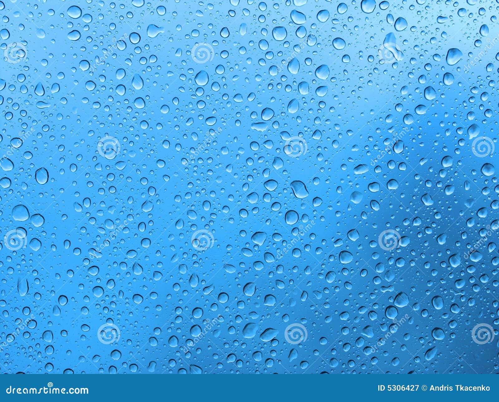 Download Goccia dell'acqua immagine stock. Immagine di liquido - 5306427