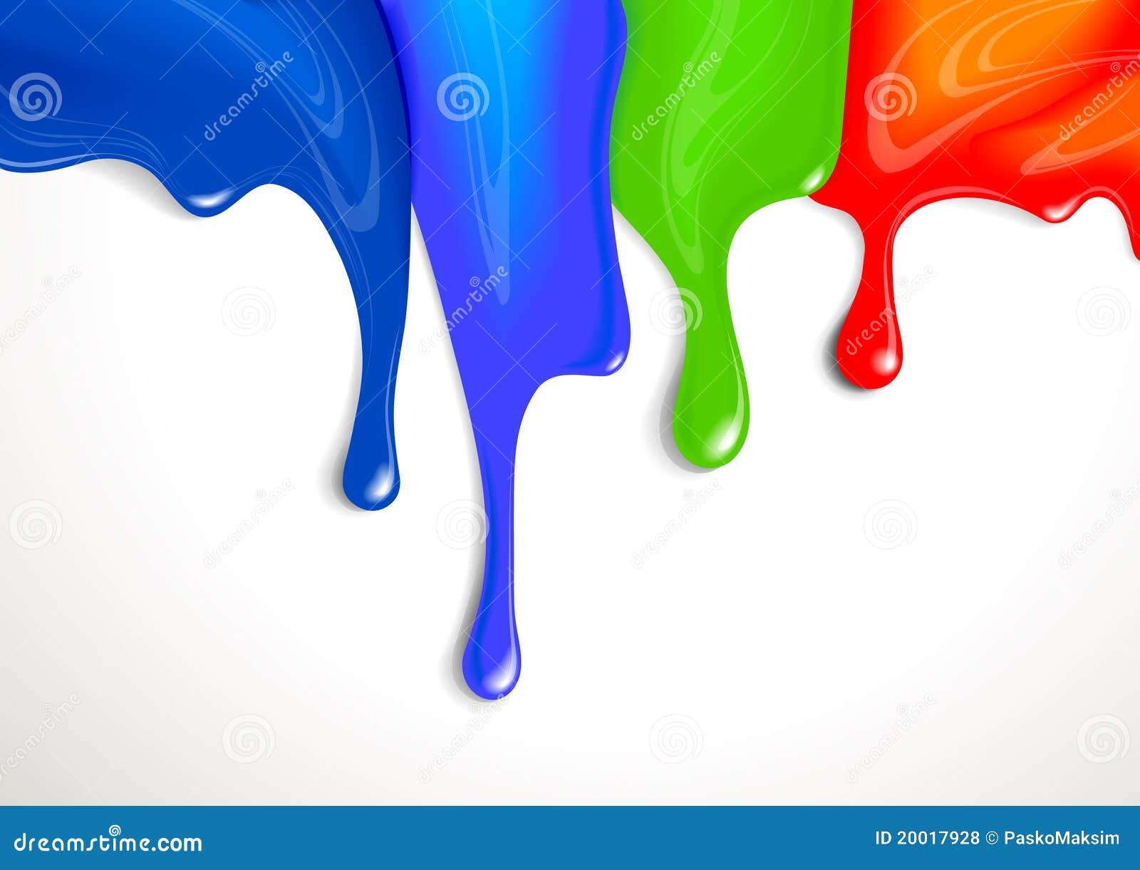 Gocciolamenti di vernice