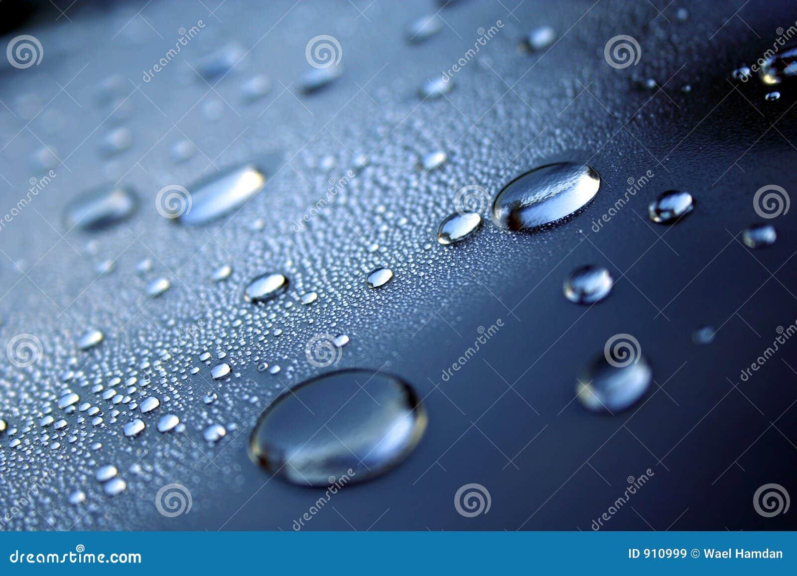 Goccioline di acqua