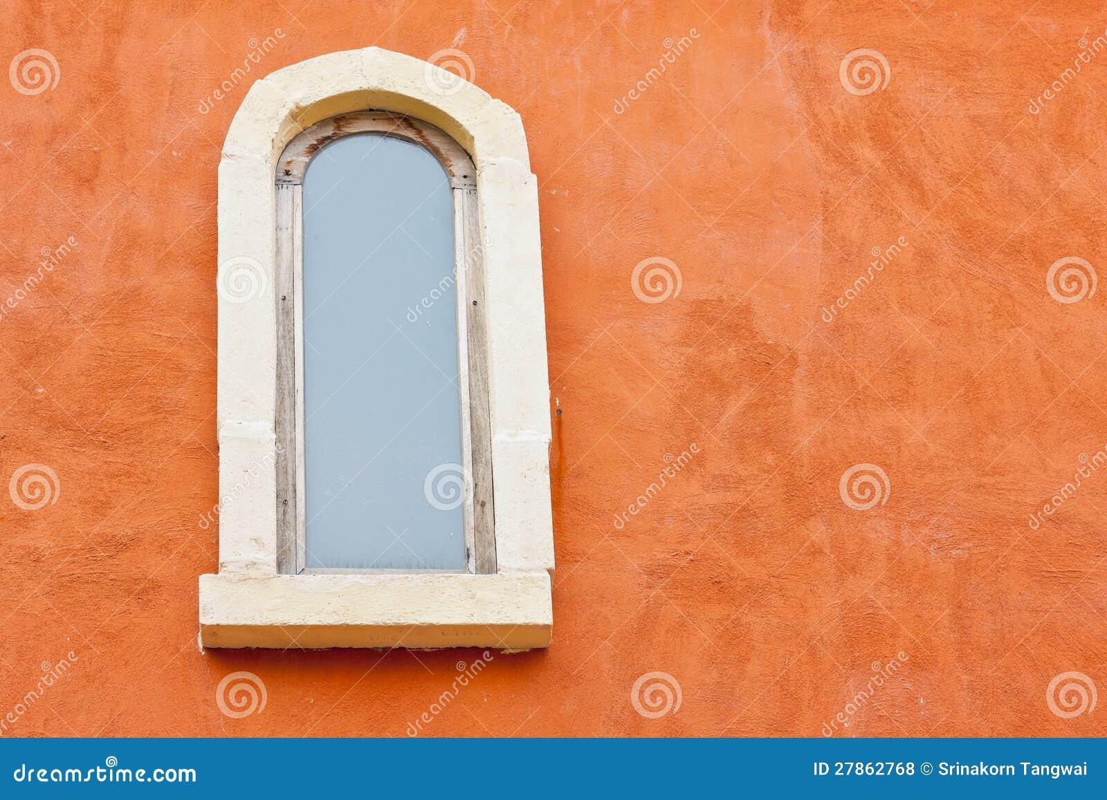 Gocki szklany okno
