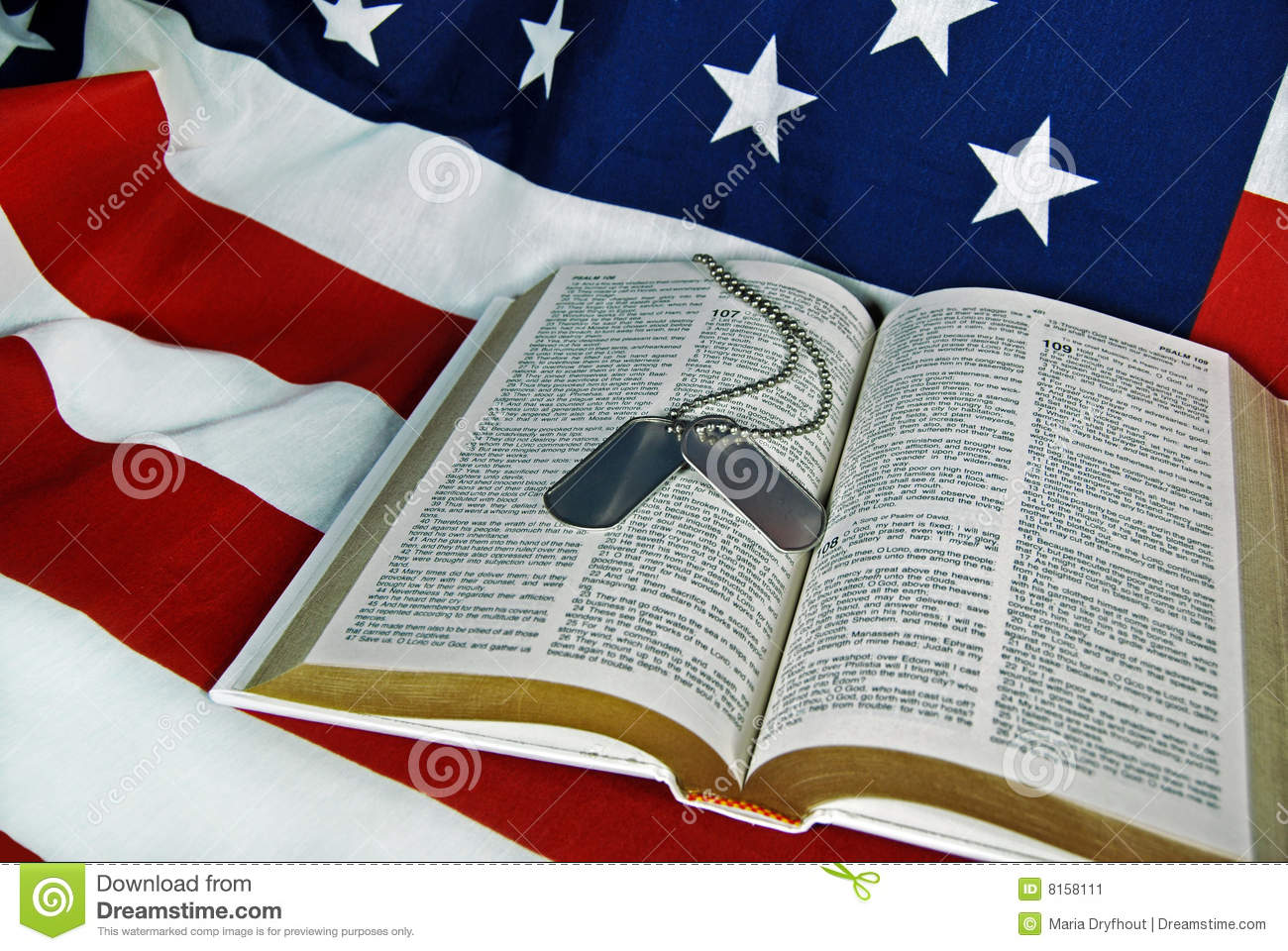 god and country stock image image 8158111