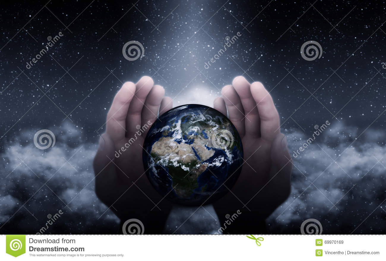God Hands On Earth