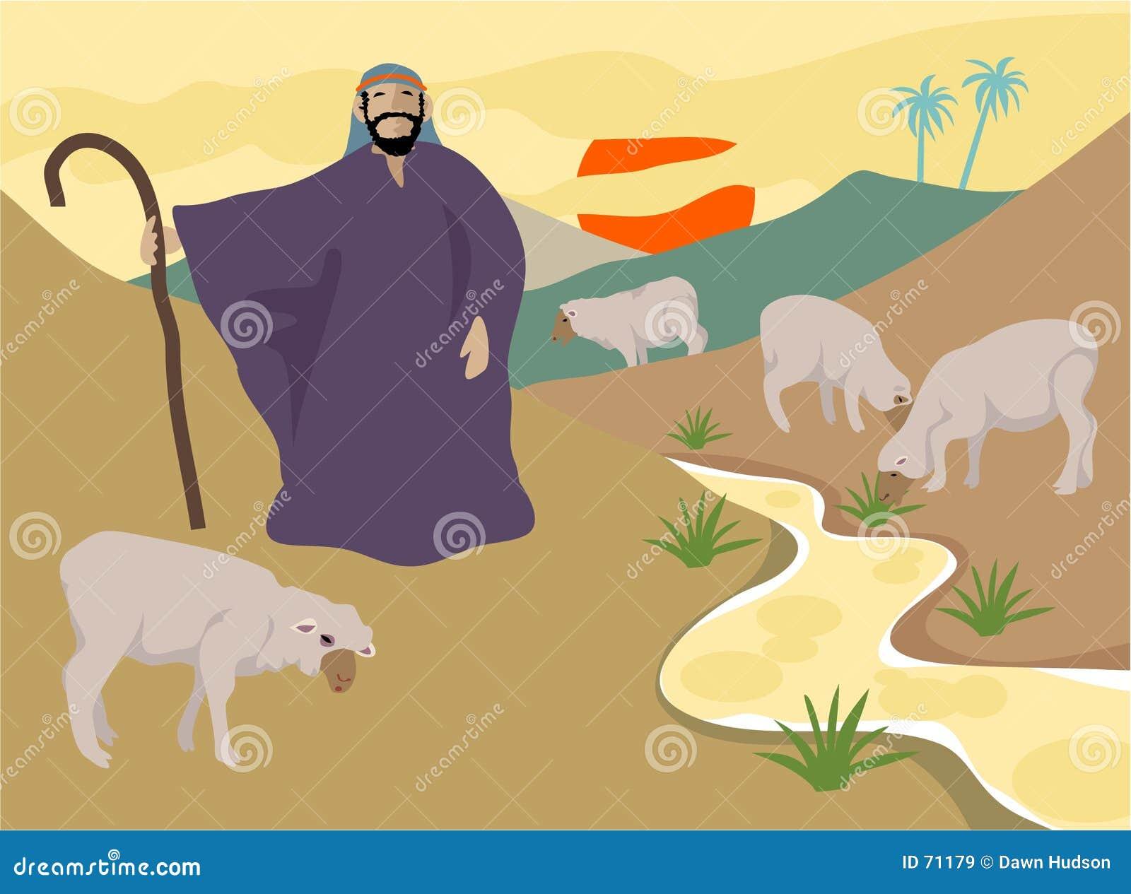 God herde