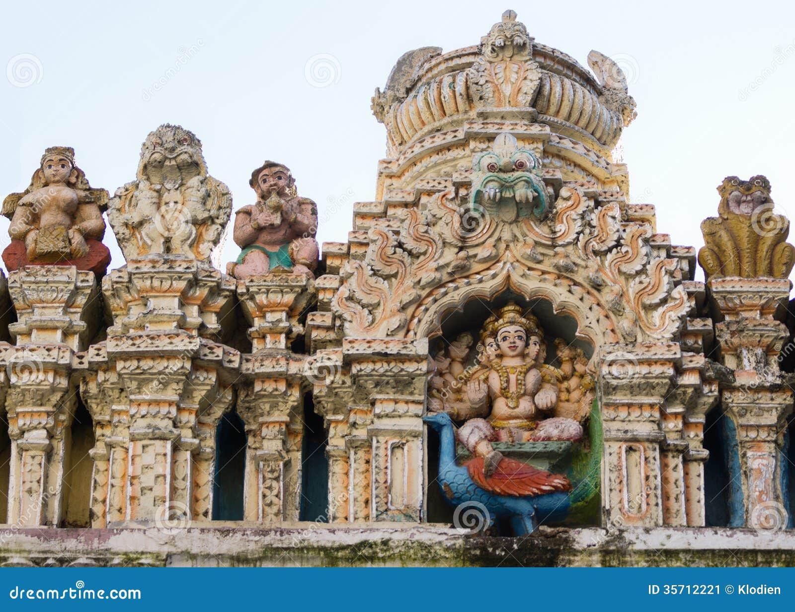 Goddess saraswati temple in bangalore