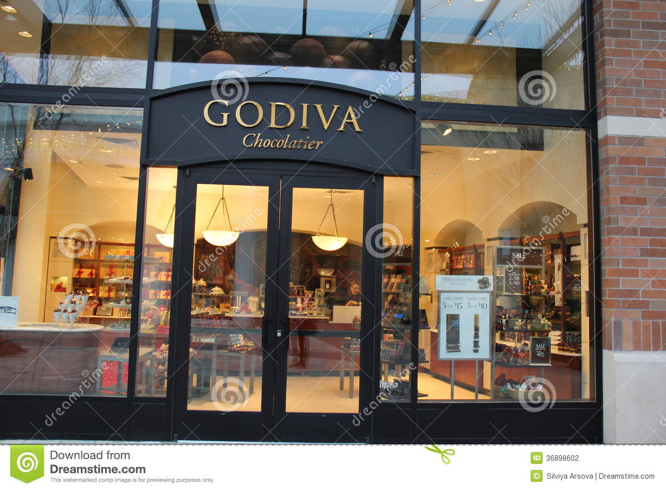 102bf9abb906 Godiva is a manufacturer of premium chocolates and related products.