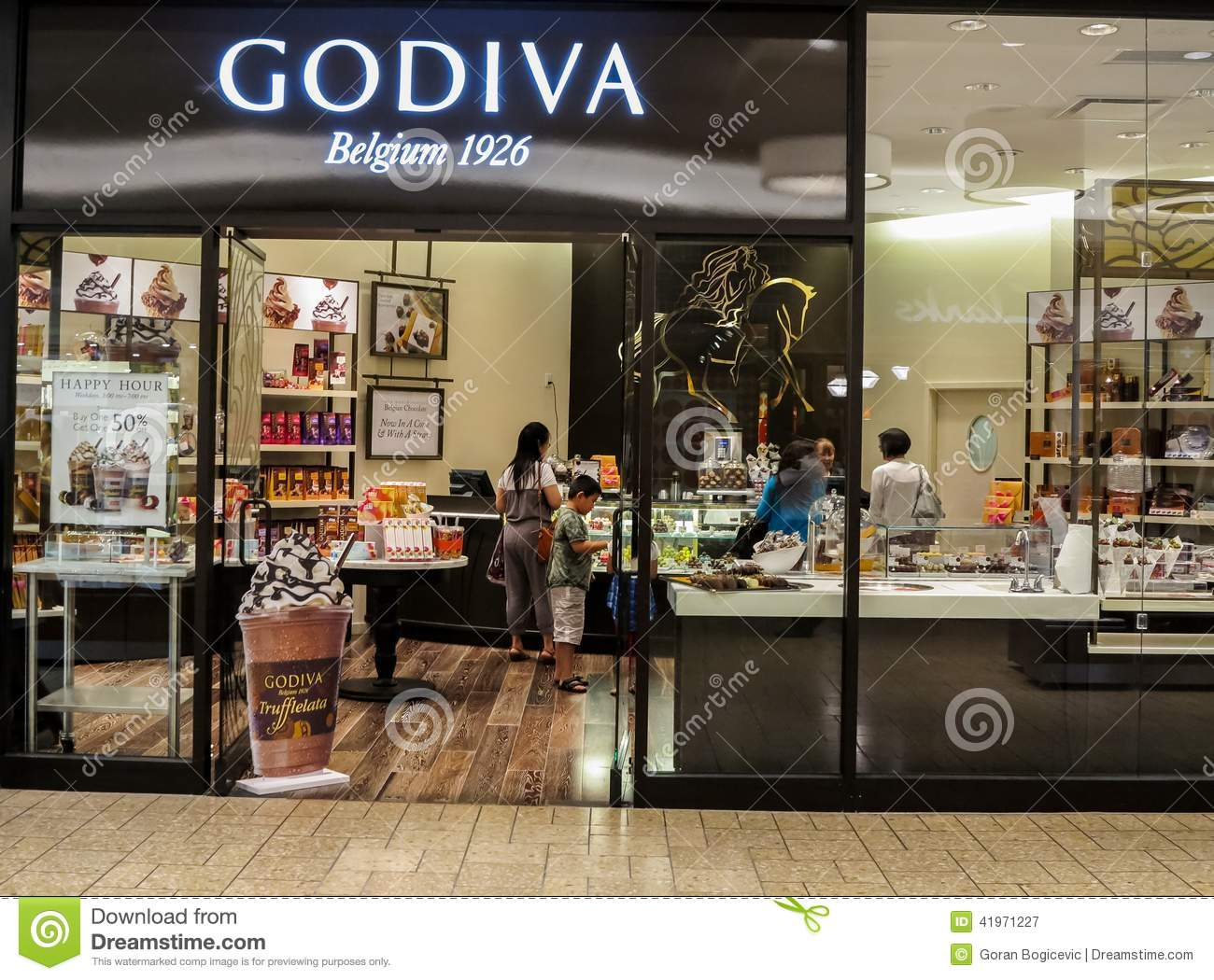 an overview of the godiva chocolatier company Case study about how godiva chocolatier implemented data sync direct as its   data sync direct serves as the company's central repository for product.