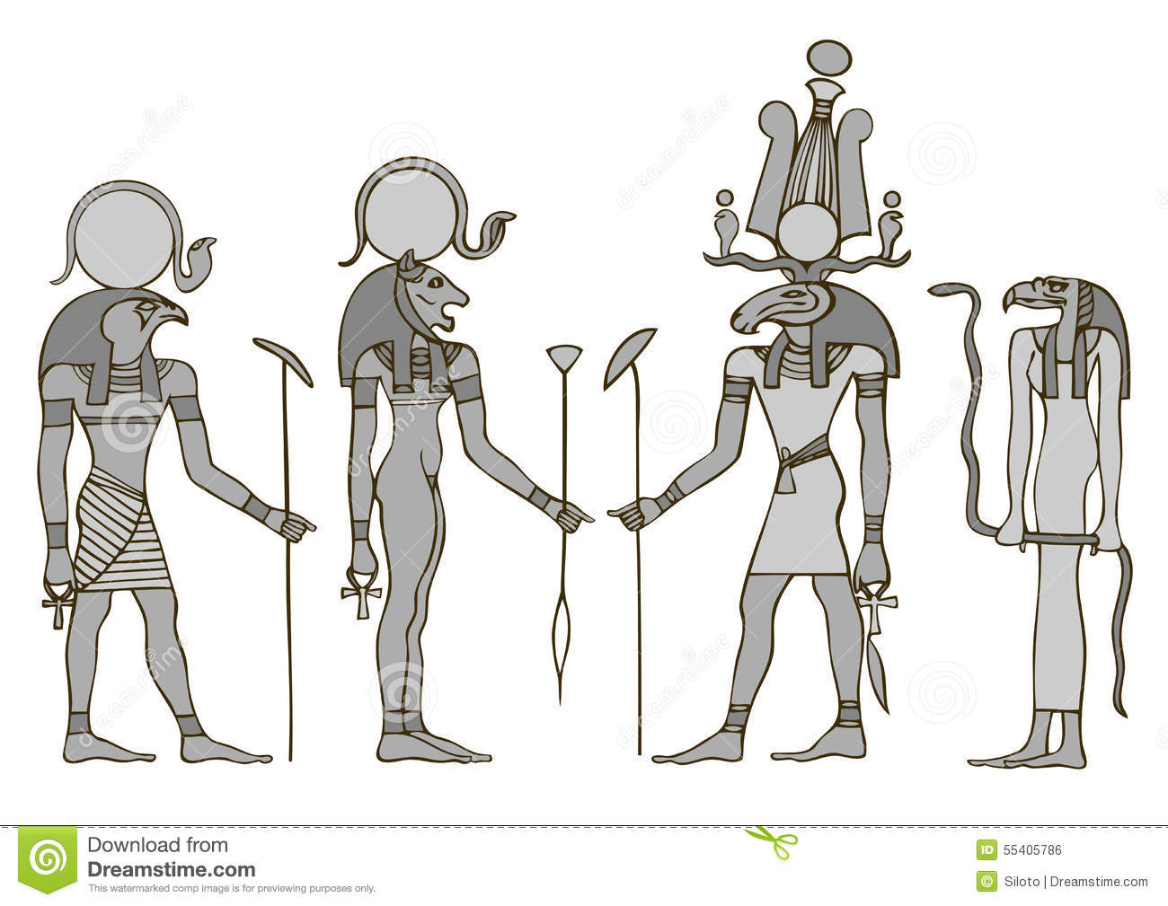 the importance of the egyptian artwork to their religion and culture Ancient egyptian religion: ancient egyptian religion egyptian gods are renowned for their wide variety of forms spotlight / arts & culture.
