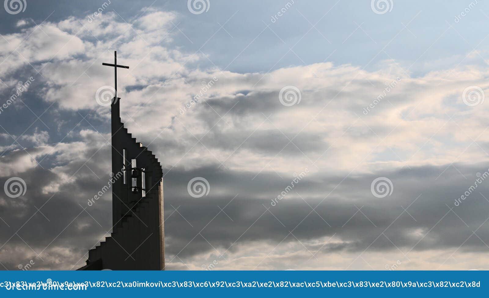 Godsdienst Dwars Donkere Wolken