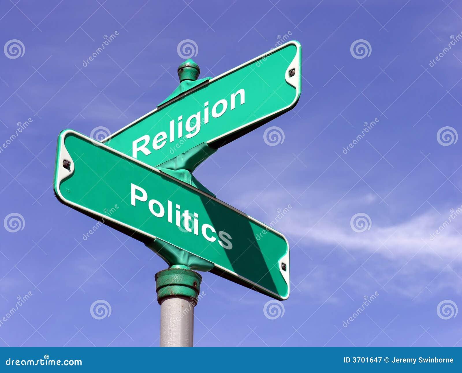 Godsdienst VERSUS Politiek