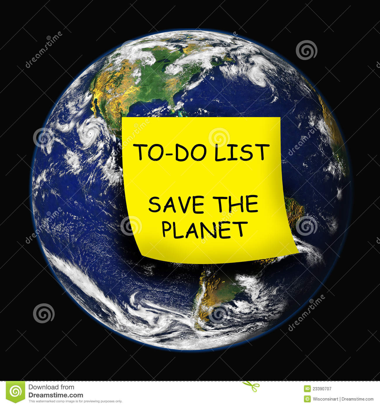 essay on save earth go green