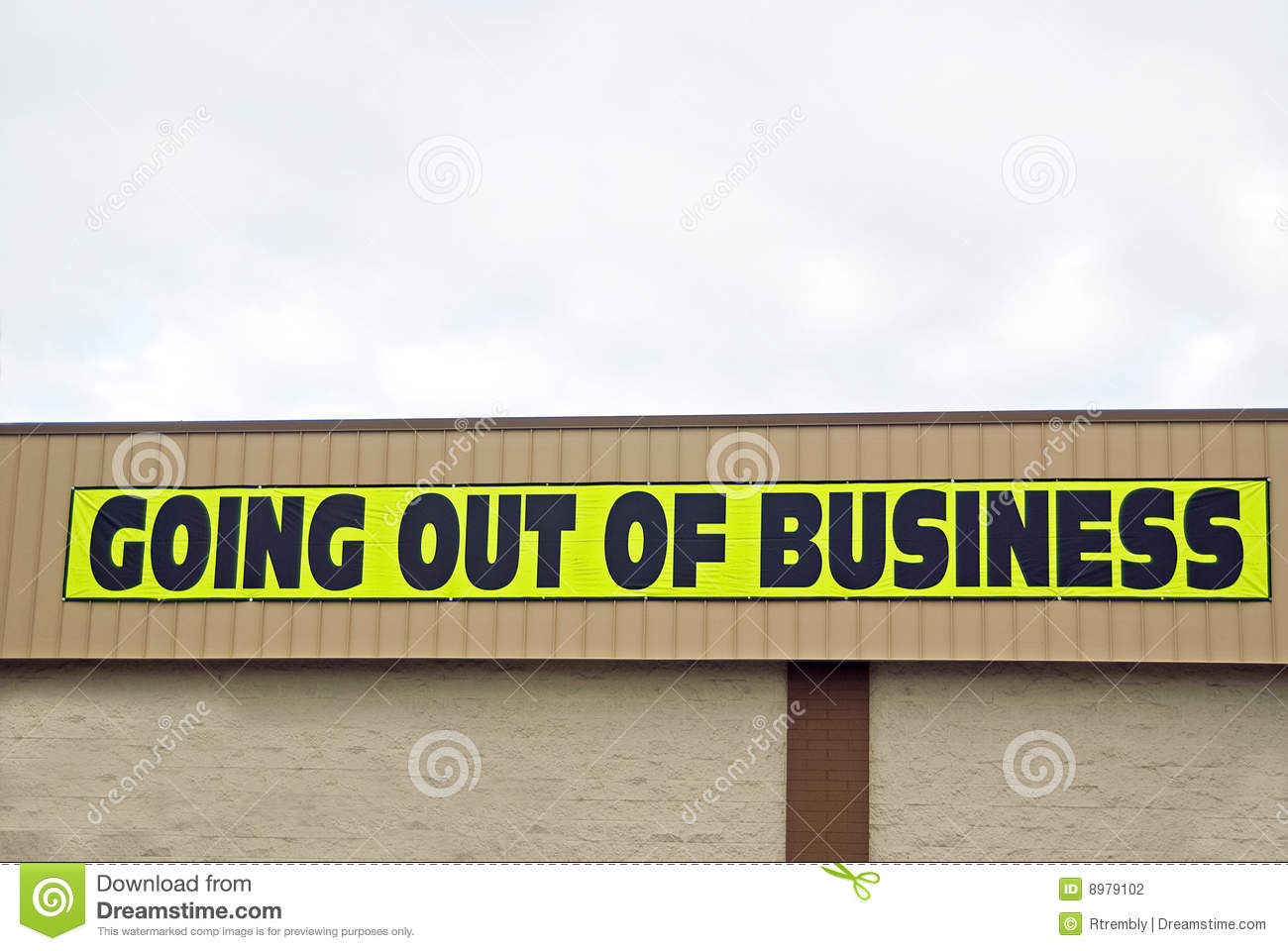 how to find businesses going out of business