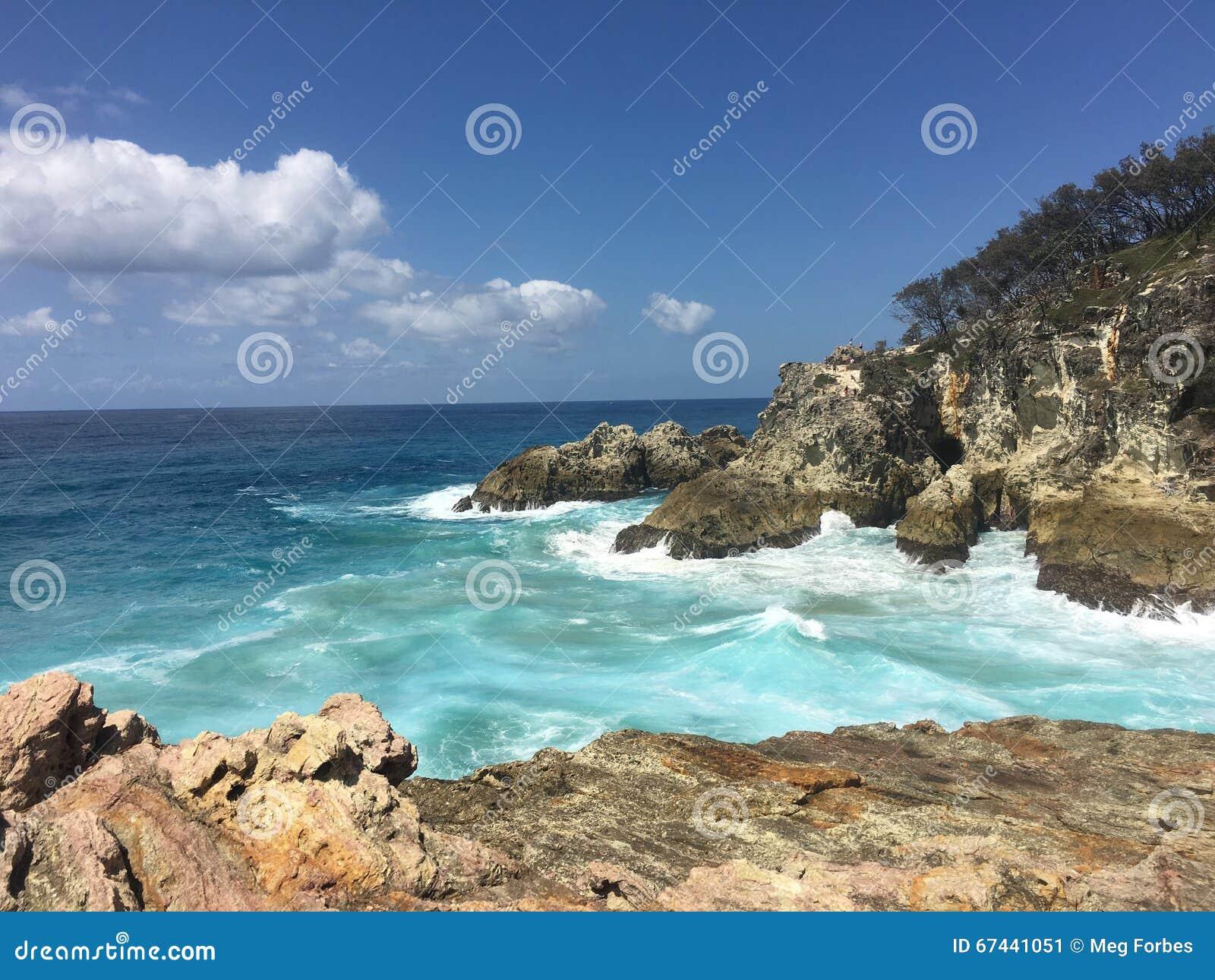 Gola Australia dell oceano