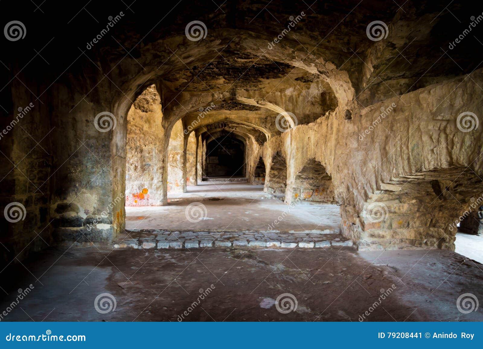 Golconda fort, Hyderabad - Indien